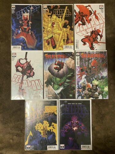 Deadpool #1-10 Set 1st Prints Marvel 2020 Thompson + Bachalo Monsters