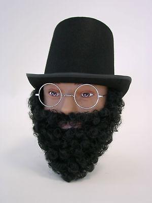 Bart Lincoln Professor Karneval Fasching Jude Kostüm