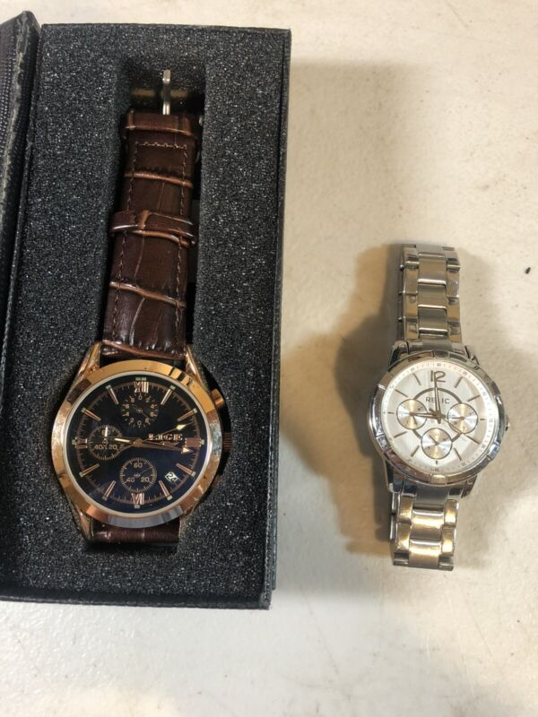 A Pair Of Nice Mens Watches
