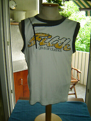 Vintage Mädchen Tank Top (Gsus sindustries Top Tanktop size L Vintage old shool used top gay BuB Mädchen )