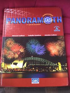 Panoramath - Manuels A - Volumes 1 et 2