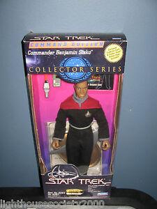 STAR-TREK-BENJAMIN-SISKO-COMMAND-EDITION-9-DS9-NEW-COLLECTOR-SERIES-1994-LTD-ED