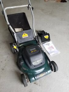 """Yardworks Electric Lawnmover 20"""" 3 in 1"""