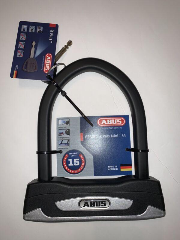 ABUS Granit X Plus Mini 54 Large U-Lock Max Security Level 15 NEW