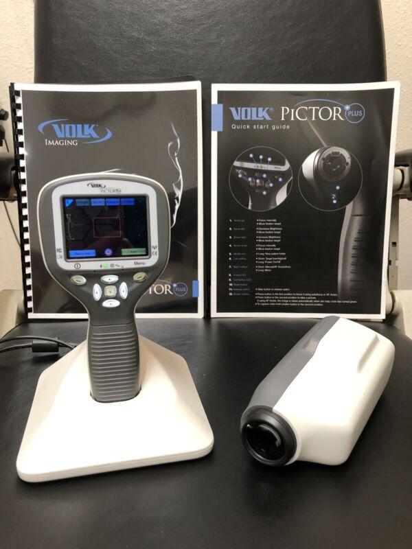 Volk Pictor Plus Portable Retina Camera