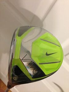 New wrapped Nike vapor driver -left