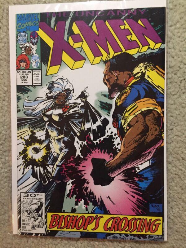 The Uncanny X-Men Marvel Comics 1991 Dec #283
