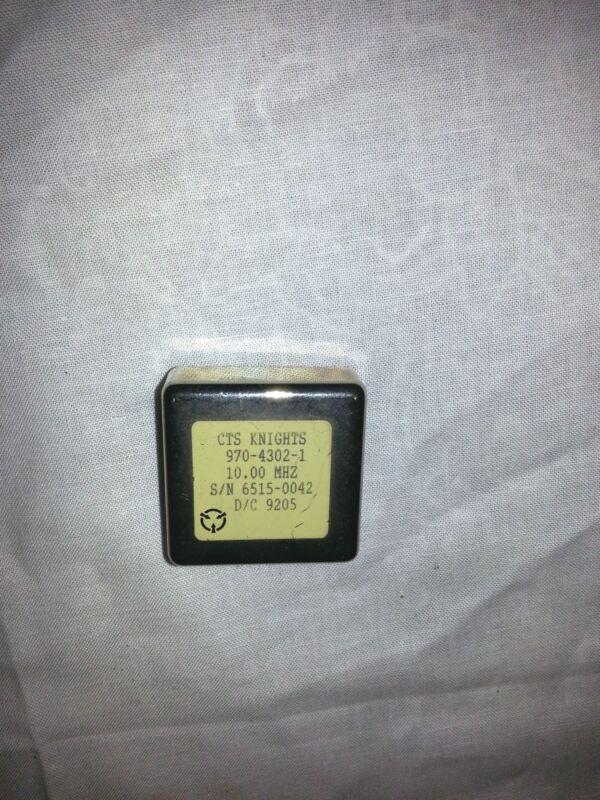 10 MHz reference oscillator