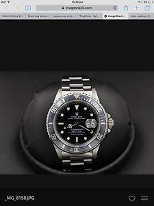 Cash paid Rolex submariner, gmt master, explorer. Camperdown Inner Sydney Preview