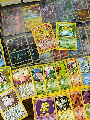 Vintage WOTC Pokemon - Rare, 1st Editions, Holo - 20 Card Pack