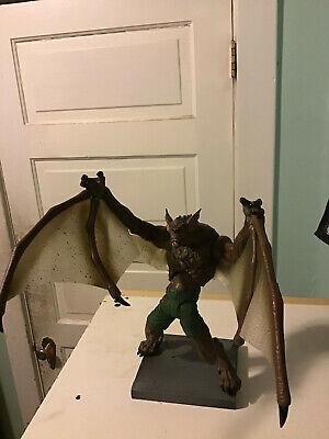 dc direct man-bat secret files batman's rogues gallery loose