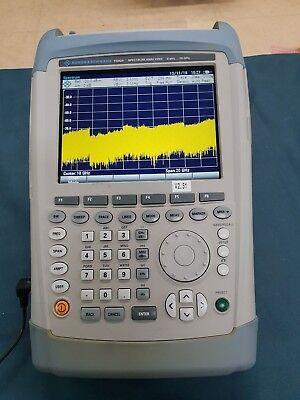 Rohde Schwarz Fsh20.20 Handheld Spectrum Analyzer
