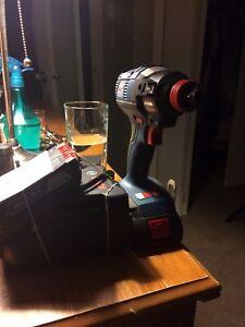 Bosch impact gun brand new