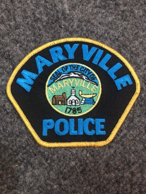 Maryville Police patch Tennessee TN