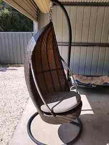 Hanging Egg Chair Huntly Bendigo Surrounds Preview