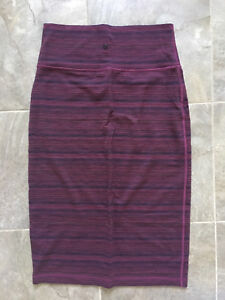 Lululemon long skirt (size 8)