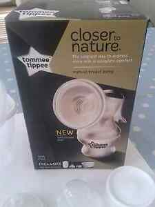 Tommee tippee manual Breast pump Alkimos Wanneroo Area Preview