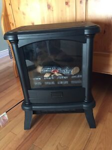 Portable heater/fireplace