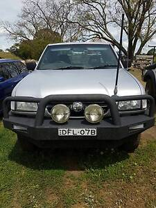 2002 Holden Rodeo Ute Muswellbrook Area Preview