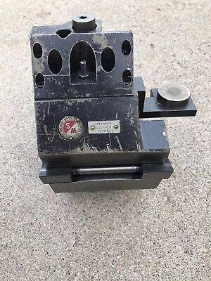 Warner Swasey M-6645 Lathe Platen Slide Head