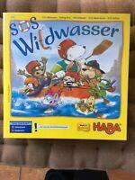 SOS Wildwasser, Haba 4296, Gedächtnisspiel, Neu &OVP! Selten! Duisburg - Rheinhausen Vorschau