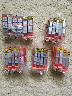 25 Canon printer cartridges