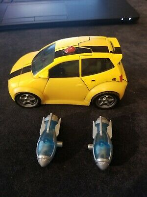 Transformers Animated Bumblebee Deluxe Complete