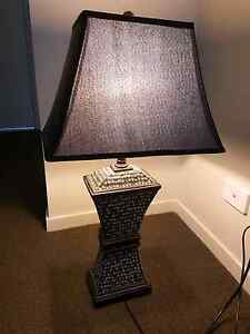 Large Black table Lamp Southport Gold Coast City Preview