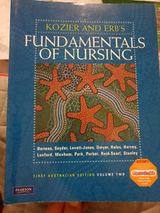 Kozier and erbs fundamentals of nursing books gumtree australia kozier and erbs fundamentals of nursing books gumtree australia free local classifieds fandeluxe Choice Image