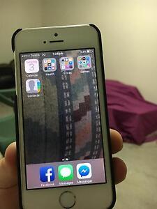 iPhone 5s 32g Kurri Kurri Cessnock Area Preview