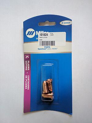 2 Packages 6 Tips Genuine Miller 40amp 249928 Spectrum 625 X-treme Xt40