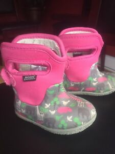 Bogs  boots for toddler