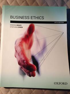 Business Ethics - Fifth Edition Newcastle 2300 Newcastle Area Preview