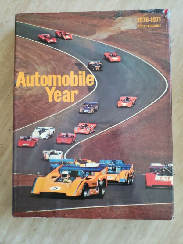 Automobile Year 1970-1971  #18