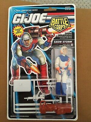 GI Joe Battle Corps Snow Storm 1992 Boxed