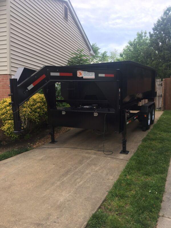 Dump Trailer / Roll Off Dumpster