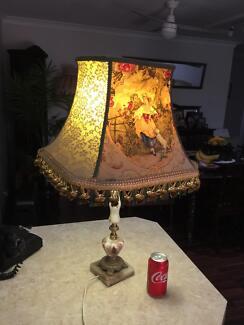 Vintage lamp shade in perth region wa gumtree australia free 2x large vintage style table lamps keyboard keysfo Gallery
