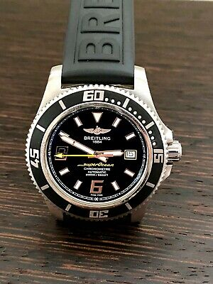 Breitling Superocean 44 A1739102 44mm 2015, Box, Papers, Certificate