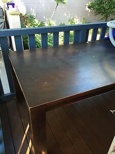 Free solid wood Dining Table Chatswood Willoughby Area Preview