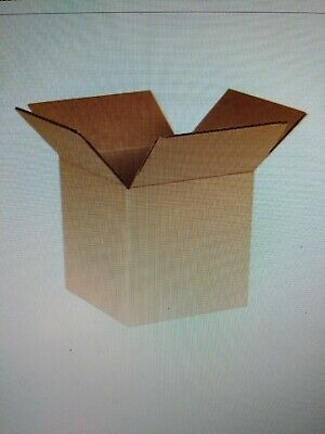 Coastwide Professional 5 X 5 X 5 200 Mullen Rated Shipping Boxes 25bundle
