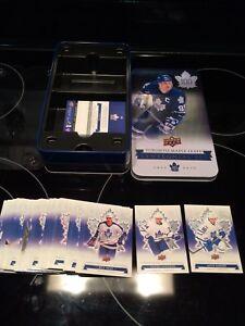 Cards leafs centennial set