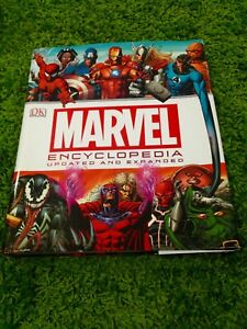 MARVEL ENCYLOPEDIA - Updated and Expanded