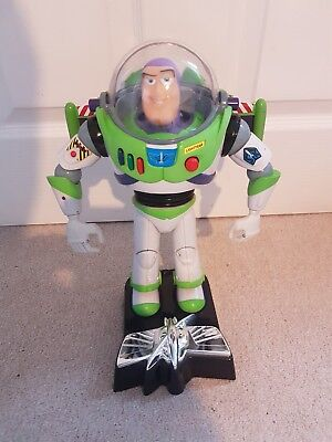 Buzz Lightyear Ultimate Talking Room Guard (Toy Story 2) boxed