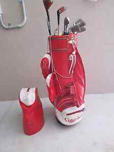 Golf bag and clubs Henley Brook Swan Area Preview