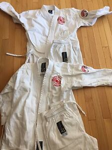 KIDS SIZE KV Karate Gi