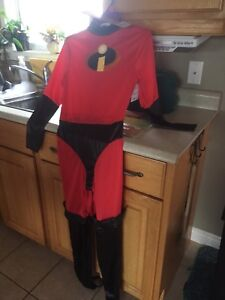 Reduced Mrs Incredible women's body suit.  Small