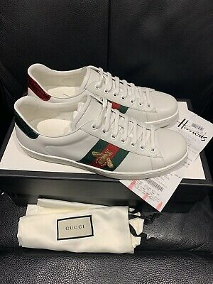 Gucci New Ace Bee Sneakers