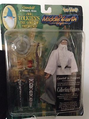 Gandalf the Wizard, action figure, Lord of the rings, from Fanghorn