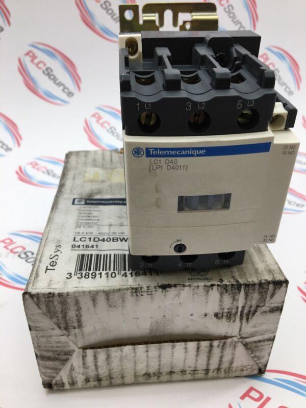TELEMECANIQUE LC1D1210F5 CONTACTOR