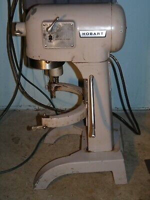 Hobart C100 Mixer 10 Quart Mixer For Parts Or Repair Commercial Bakery Ohio Ten